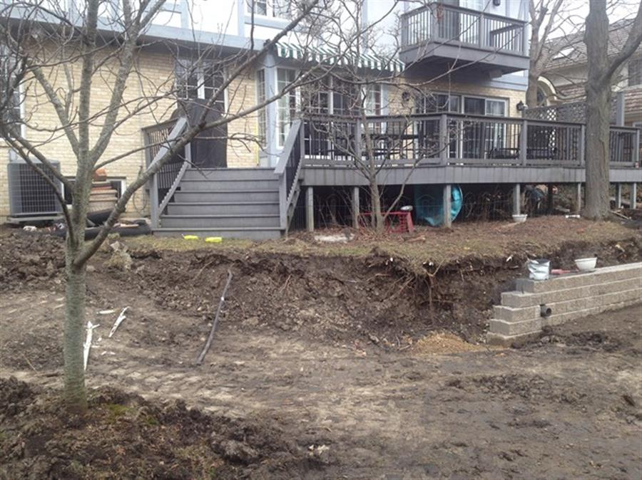 Hinsdale Backyard Patio Update - Bruss Landscaping Design